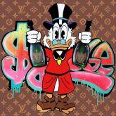 "Louis Nicolas Darbon ""Scrooge x DOM PE LV"""
