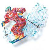 "David Gerstein ""Slalom"""