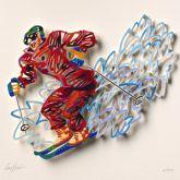 "David Gerstein ""Slalom (Papercut)"""