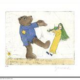 """Janosch """"Spielt das Mädchen, tanzt der Bär"""""""