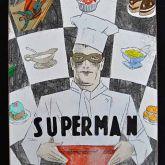"""Kati Elm """"Superman"""""""