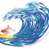 """David Gerstein """"Surfer"""""""