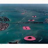"""Christo """"Surrounded Islands II"""""""