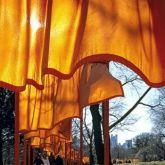 "Christo ""The Gates, Foto von Wolfgang Volz 51"""