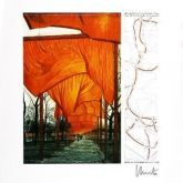 "Christo ""The Gates IV"""