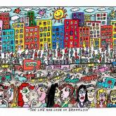 "James Rizzi ""The Life and Love in Brooklyn"""
