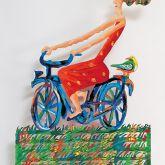 """David Gerstein """"The Rider"""""""