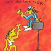 """Udo Lindenberg """"Andere denken nach – wir denken vor!"""""""
