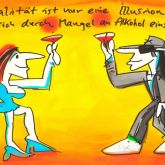 """Udo Lindenberg """"Realität ist nur eine Illusion, die sich durch Mangel an Alkohol einstellt"""""""