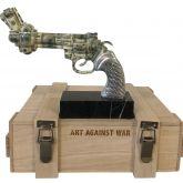 "Diederik van Appel ""Revolver Dollar - Art against war"""