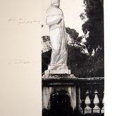 "Christo ""Verpackte Venus-Villa Borghese"""