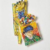 """David Gerstein """"Vincent II (Papercut)"""""""