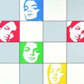 """Werner Berges """"Jackie color"""""""