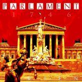 """Fritz Art """"Wien Parlament"""""""