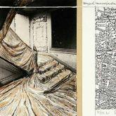 "Christo ""Wrapped Staircase """