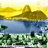 "Fritz Art ""Collage Brasilien"""