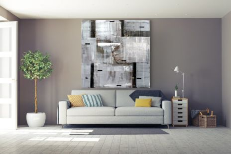 "Ralf Bohnenkamp ""O.T. #24 (160 x 160 cm)"""
