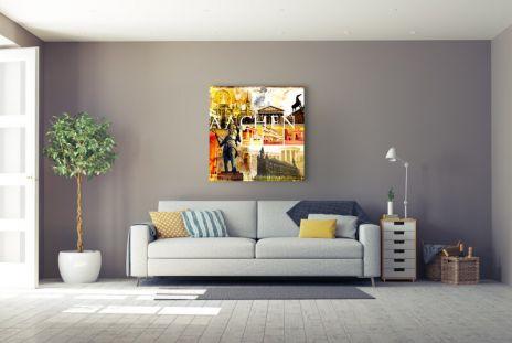 """Fritz Art """"Aachen Collage"""""""