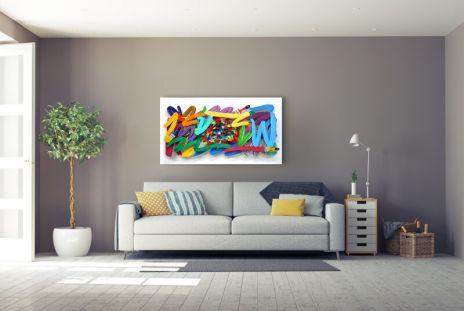 """David Gerstein """"Art Attack"""""""