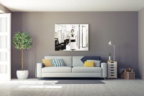"""Axel Crieger """"Romy Schneider: Hommage a Chanel"""""""