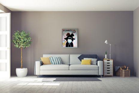 """Marisa Rosato """"Basquiat (2)"""""""
