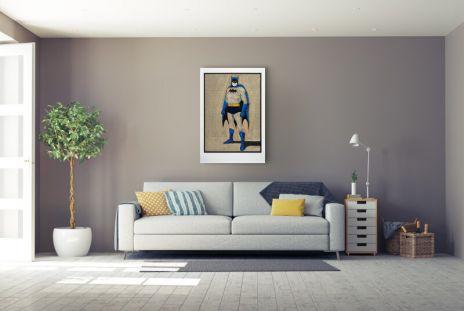 """Mel Ramos """"Batman"""""""