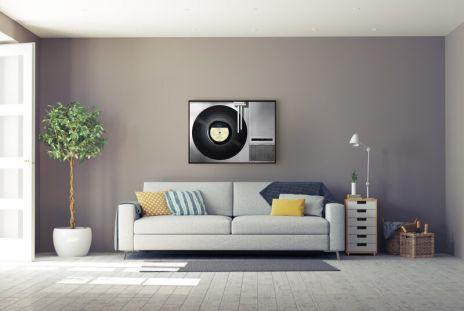 """Kai Schäfer """"B&O Beogram 4004 / Pink Floyd / The Wall"""""""