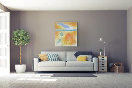 """Frank Böhmer """"California Painting #3"""""""