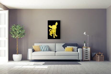 """Cloned Yellow Chihuahua"""