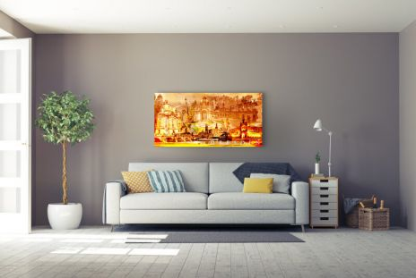 "Fritz Art ""Dresden Collage"""