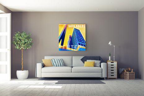 """Fritz Art """"Dortmund Harenberghaus"""""""