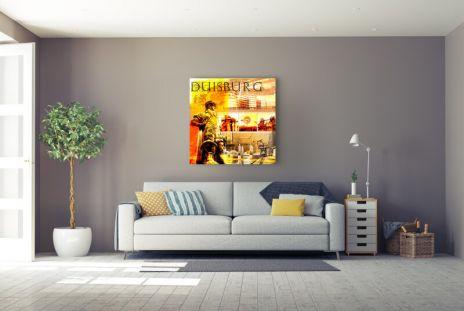 "Fritz Art ""Duisburg Collage"""
