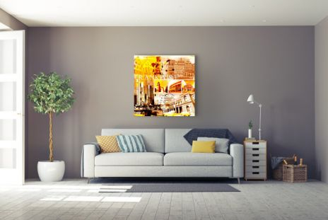 "Fritz Art ""Frankfurt Collage"""