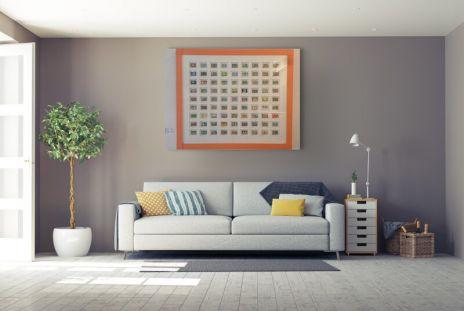 "James Rizzi ""81 Rizzi Prints On The Wall"""