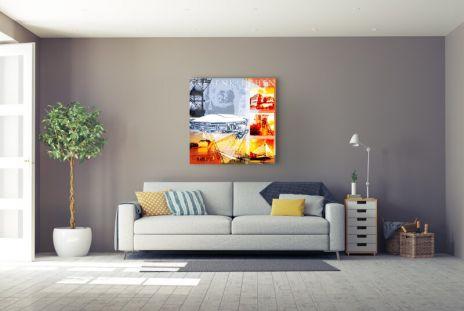 """Fritz Art """"Gelsenkirchen Collage"""""""