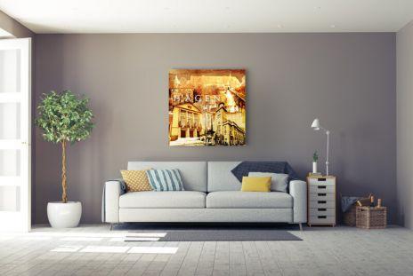 """Fritz Art """"Hagen Collage"""""""