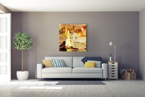 """Fritz Art """"Hamm Collage"""""""