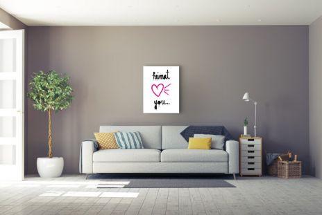 """Stefan Strumbel """"Heimat Loves You Print"""""""
