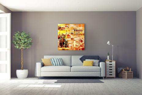 "Fritz Art ""Koblenz Collage"""
