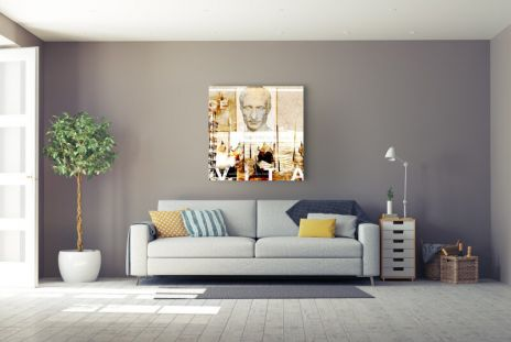 "Fritz Art ""Italien Collage1"""