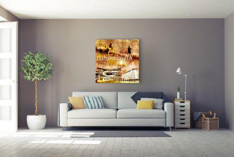 """Fritz Art """"Lüdenscheid Collage"""""""