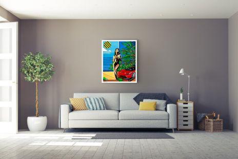 """Martin Sonnleitner """"Beach Life"""""""