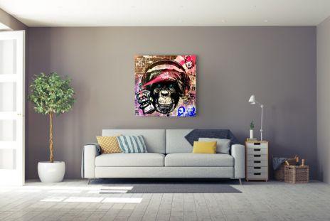 """Michel Friess """"Funky Monkey"""""""