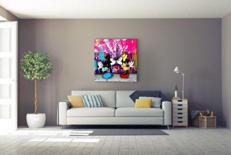 """Michel Friess """"Mickey Love NY"""""""