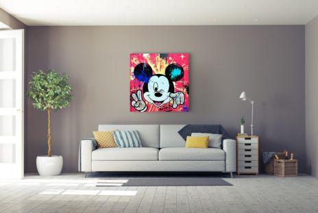 "Michel Friess ""Mickey Splash"""