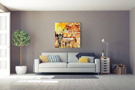 """Fritz Art """"Münster Collage"""""""