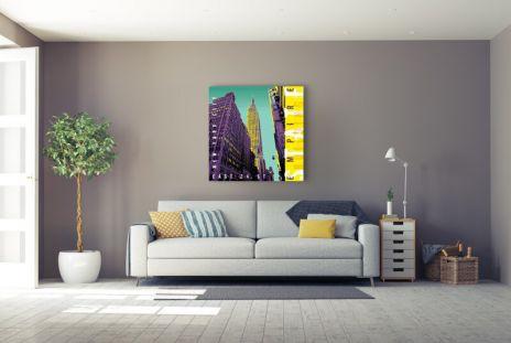 "Fritz Art ""New York Empire State Building"""
