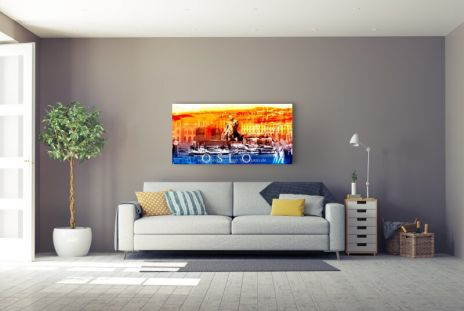 "Fritz Art ""Oslo Collage"""