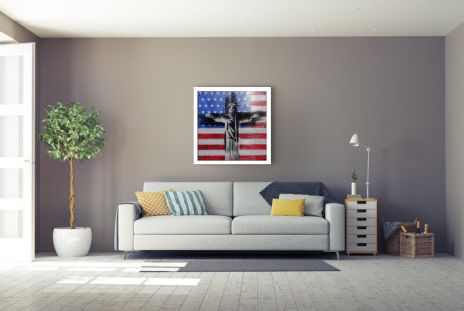 "Paul Thierry ""American Flag"""