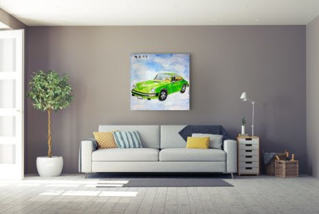 """4000 """"Porsche"""""""